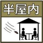 【淡路町駅】ワテラスモール2F テラス