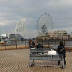 【桜木町駅】日本丸メモリアルパーク 入口
