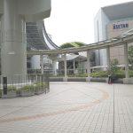 【立川駅】タクロス広場 (ヤマダ電機前)