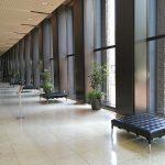 【新宿駅】新宿センタービル ロビー