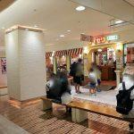 【赤羽駅】Bivio エスカレーター横の休憩場所