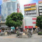 【赤羽駅】東口広場の休憩場所