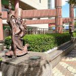 【赤羽駅】七福神広場の休憩場所