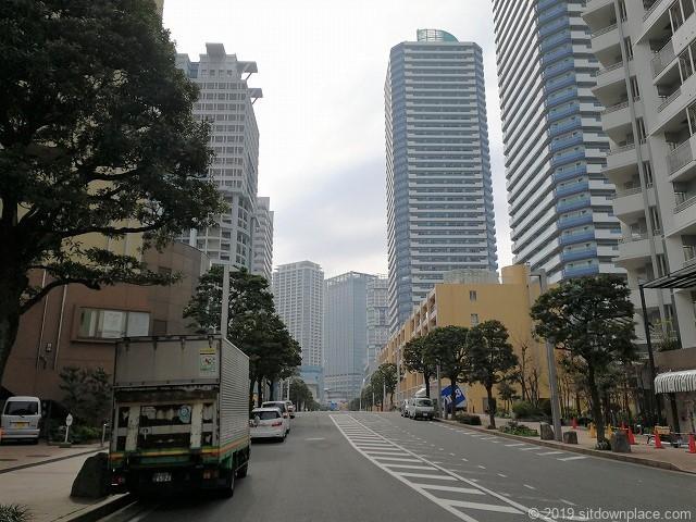 横浜ポートサイドエリアの高層マンション