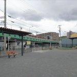 【向ヶ丘遊園駅】登戸1号街区公園の休憩場所