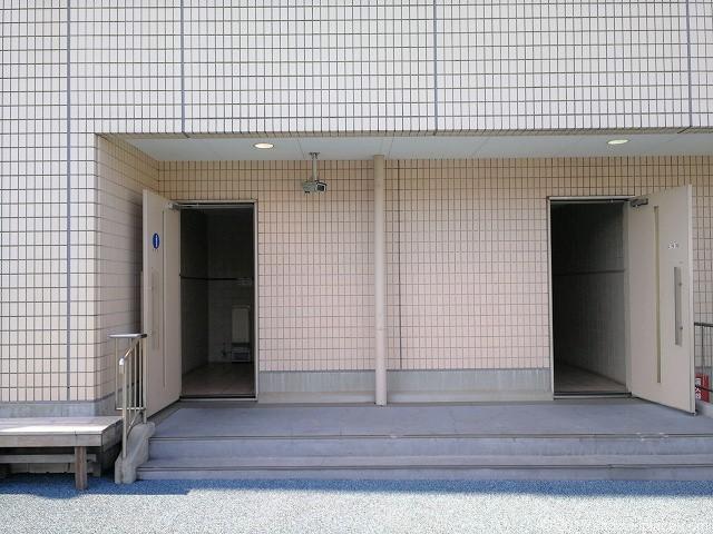 マルイ溝ノ口ノクティプラザ屋上のトイレ