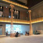 【名古屋駅】KITTE名古屋1F アトリウム・バスターミナル前の休憩場所
