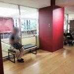 【名古屋駅】名鉄メンズ館 6F 無印良品フロアの休憩場所