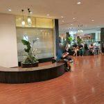 【名古屋駅】ミッドランドスクエア4F シネマエスカレーター前の休憩場所