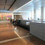 【名古屋駅】タワーズ15F オフィスロビーの休憩場所