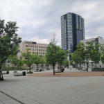 【新潟駅】南口広場の休憩場所