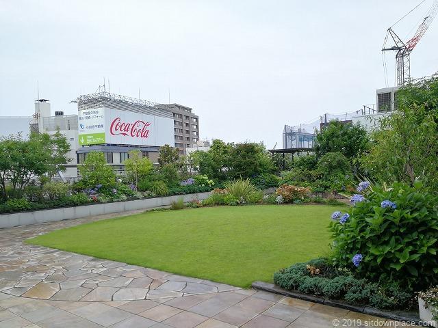 ラスカ小田原屋上庭園スカイガーデンU-meテラス