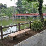 【小田原駅】小田原城 お堀端通りの休憩場所
