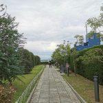 【成城学園前駅】成城コルティ屋上庭園の休憩場所