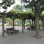 【成城学園前駅】明正公園の休憩場所