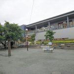 【仙川駅】仙川駅前公園の休憩場所
