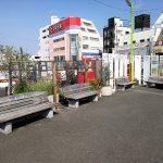 【下北沢駅】しもきたスクエアの休憩場所