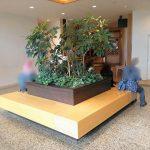 【スカイツリー】ソラマチ4F 10番地 トイレ付近の休憩場所
