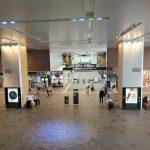 【富山駅】新幹線中央改札口前の休憩場所