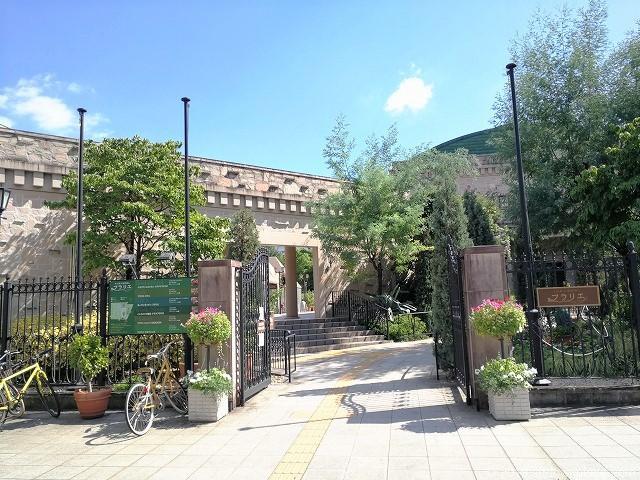 久屋大通庭園フラリエの入口