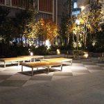 【三越前駅】コレド室町 福徳の森の休憩場所