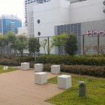 【天王寺駅】あべのand 4F ガーデンテラス