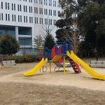 【中野駅】高円寺北一みどり公園の休憩場所