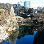 【目白駅】目白庭園の休憩場所