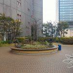 【難波駅】なんばパークス 7F 魔法の広場の休憩場所