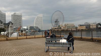 日本丸メモリアルパーク入口