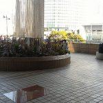 【横浜駅】そごう 2F 風の広場