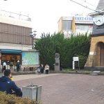 【鎌倉駅】西口時計台広場の休憩場所