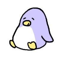 座れる休憩場所管理人ペン太