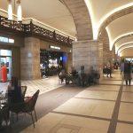 【日比谷駅】東京ミッドタウン日比谷 B1F アーケードの休憩場所