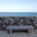 【伊豆熱川駅】熱川ビーチの休憩場所