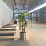 【みなとみらい駅】MMパークビル 1Fの休憩場所