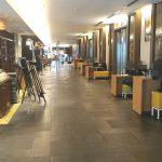 【品川駅】品川フロントビル 2Fの休憩場所