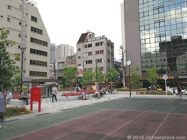 桜田公園全体