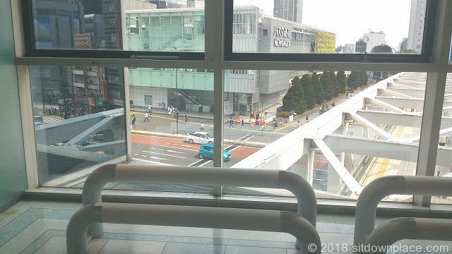 新宿駅南口ミロード3F以上