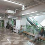【立川駅】ドンキホーテ6F ダイソー前の休憩場所