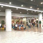 【川崎駅】アゼリア ハミングガーデンの休憩場所