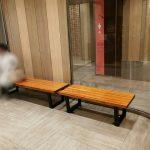 【川崎駅】川崎ダイス 6F パウダールーム前の休憩場所