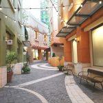 【川崎駅】ラチッタデッラ マッジョーレ2F 回廊の休憩場所