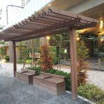 【武蔵小金井駅】ムサコガーデン むさこぷらっと公園