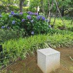 【大塚駅】タワーレジデンス大塚 公開空地の休憩場所