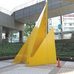 【新宿駅】新宿エルタワー メトロA18出入口付近の休憩場所