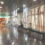 【新宿駅】新宿三井ビルB1F ドトール付近の休憩場所