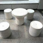 【新宿駅】新宿モノリス 1Fの休憩場所