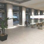 【新宿駅】新宿野村ビルB1F エスカレーター付近