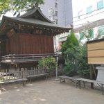 【稲荷町駅】下谷神社の休憩場所